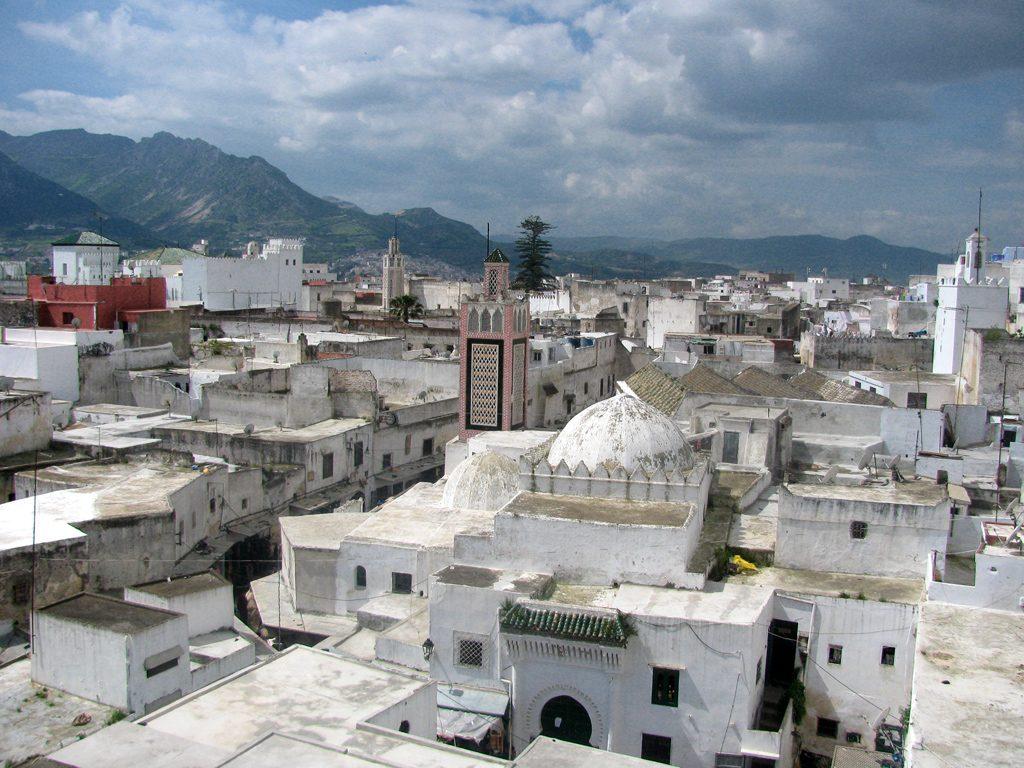 tejados-medina